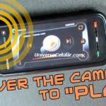 Moove: Reproductor MP3 controlado por gestos