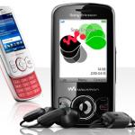 Sony Ericsson Spiro, se suma a la serie WalkMan