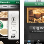 Starbucks permite pagar mediante el iPhone