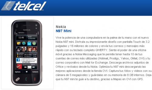 nokia-n97-mini-telcel