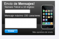 telcel-sms