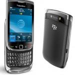 Blackberry Torch 9800 presentada oficialmente