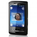 Sony Ericsson X10 Mini en Telcel