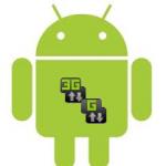 Desactivar 3G en Android