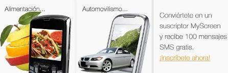 100-sms-a-quienes-se-registren-en-myscreen-promocion