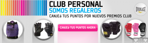 club personal
