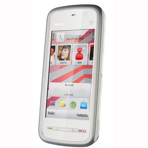 nokia5230_red_white_right