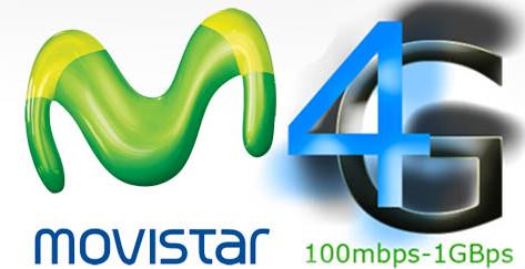 movistar 4G en Argentina