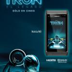 Ganá un Nokia N8 y entradas para ver Tron: El legado