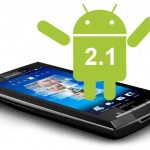 Actualizar Sony Ericsson Xperia X10 a Android 2.1
