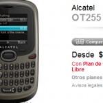 Alcatel OT255 con claro en Oferta