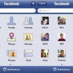 Nueva version de facebook para iPhone e iPod Touch