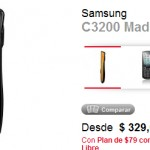 Los celulares mas baratos que ofrece Claro Argentina