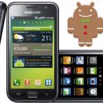 Actualizacion a Android 2.3.3 para Samsun Galaxy S