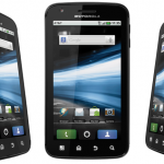Motorola Atrix con Claro Argentina