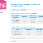 Pack SMS de personal