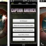 Fondo animado del Capitán América  para android