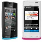 Nokia 500, características