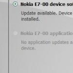 Actualización a Symbian Anna para Nokia N8 y Nokia E7