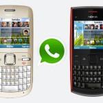 WhatsApp para Nokia C3 y X2-01