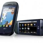 Conectar celular LG GW620 a la PC