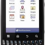 Motorola Spice Key en Argentina con Claro