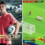 Juego Java Real Football 2012 para celulares