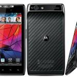 Motorola RAZR en Argentina con personal