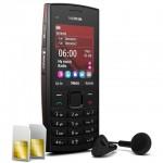 Nokia X2-02 con dualSIM