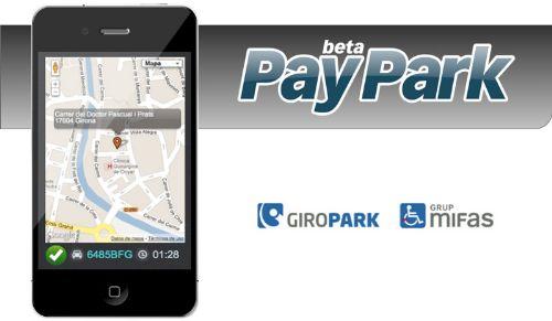 paypark-iphone-aplicacion