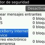 Mensajes SMS en el BlackBerry 8520 desaparecieron: Solucion