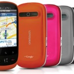 Alcatel One Touch 890, con Android y colorido