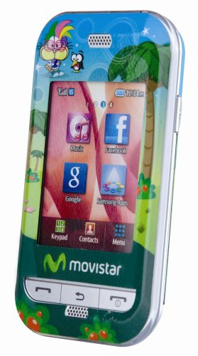 Movistar Samsung C3300 Gaturro