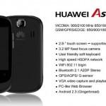 Huawei Ascend Y100, un smartphone económico