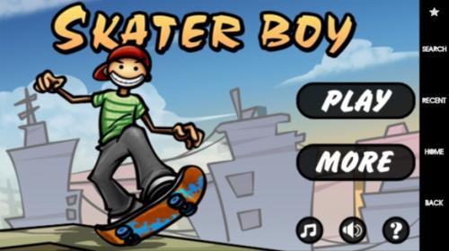 skater boy juego para android