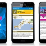App oficial de los juegos olímpicos Londres 2012