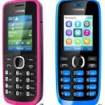 Nokia 110 y 112 con Dual-SIM