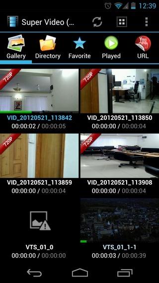 super-video-andorid-gallery