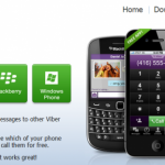 Decargar Viber para Blackberry y Windows Phone