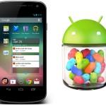 Carcarteristicas de Android 4.1 Jelly Bean