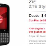 ZTE Style Q con Android ICS ya esta disponible en Claro