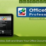 Aplicaciones Android para ver y editar documentos de Office