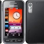 Manual de usuario e instrucciones de uso para Samsung Galaxy S5230