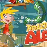 De los creadores de Angry Birds, llega Amazing Alex para iOS y Android