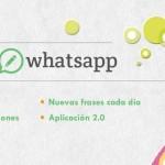 App estados y frases Whatsapp para Android