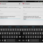 Instalar teclado de Jelly Bean en Android 4.0 Ice Cream Sandwich