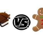 Android ICS vs Gingerbread