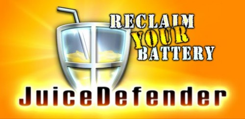 Descargar JuiceDefender Battery Saver