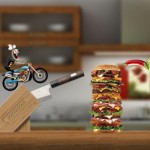 Juego Motocross Race Mental Mouse para iPhone Y Android