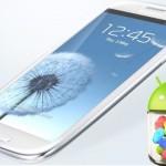Actualización oficial de Android 4.1 Jelly Bean para Samsung Galaxy S3